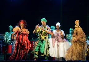 Balé Folclórico - Boca do Rio-1