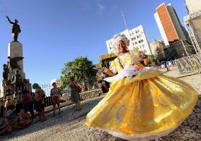 Ensaio geral Salvador 466 Anos de Paz - Praça Castro Alves-17