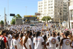 Ensaio geral Salvador 466 Anos de Paz - Praça Castro Alves-3