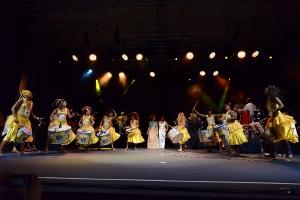 Participações especiais no show de Maria Bethânia-1