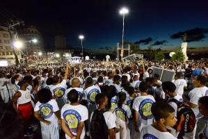 Salvador 466 Anos de Paz - Praça Castro Alves-5