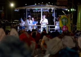 Salvador 466 Anos de Paz - Praça Castro Alves-6