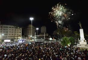 Show Pirotécnico - Praça Castro Alves-10