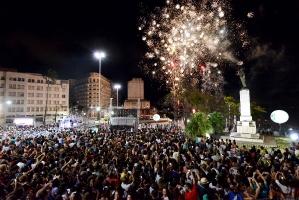Show Pirotécnico - Praça Castro Alves-8